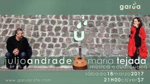 Afiche Garúa_Esencia 2017