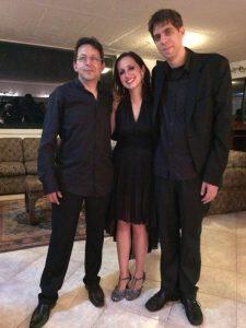 Foto Jorge, Donald, María